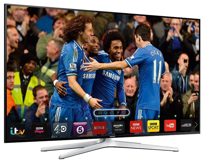 Televizor Smart 3D LED Samsung 40H6240 review