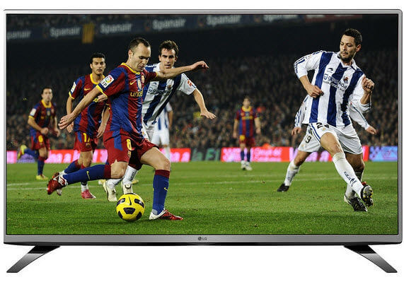 Televizor LED Smart LG 43LH560V Full HD 108cm