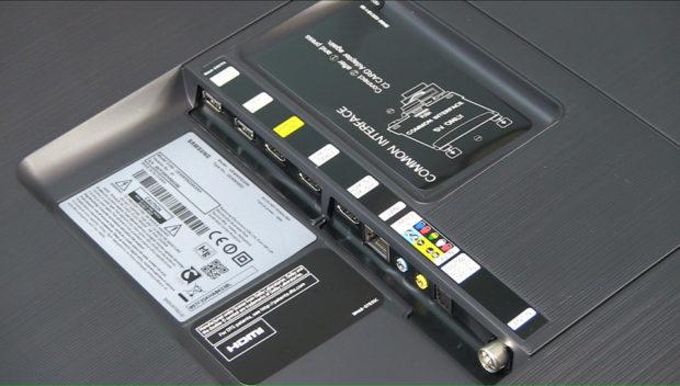 samsung 40k5502 conexiuni porturi poza