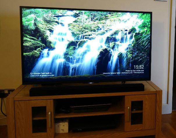 Sony Bravia 55XD7005 Smart TV 4K HDR