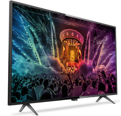 smart tv 4k philips 43PUH6101