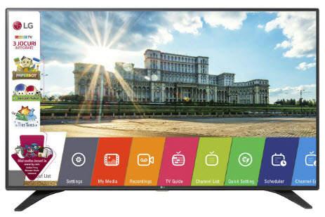 LG 32LH530V Game TV
